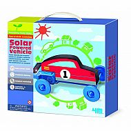 Solar Power Vehicle