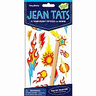 Fiery Blasts Jean Tats