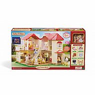 Calico Deluxe Village House Gift Set
