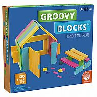 Groovy Blocks Starter Set 120pcs