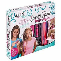 Bead and Braid Hair Styler