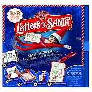 Elf on the Shelf Santa's Letter