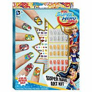 DC Comics Super Nail Kit