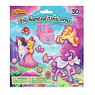 Enchanted Unicorns Magnetic