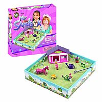 Play Tray Fairy magic