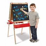 Deluxe Easel/Magnetic Board