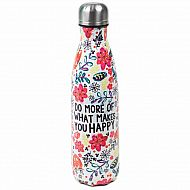 Water Bottle Do More You Happy