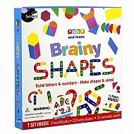 Brainy Shapes