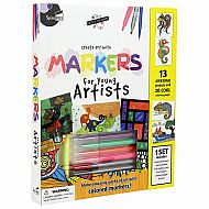 Markers for Young Artists