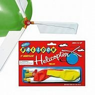 Whistle Ballon Helicopter