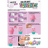 Alex Color Me Sqooshies Sweets, Multi