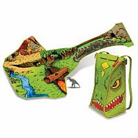Zip Bin Dino Play Pack