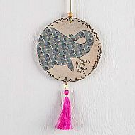 Tassel Air Fresh Elephant Luck