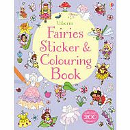 Fairies Sticker Book