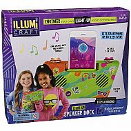 IllumiCraft DIY Light Up Cell Phone Music Dock