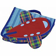 Plaid Pals Albert Airplane Lunch Box