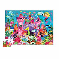 Mermaid Palace 36pcs puzzle