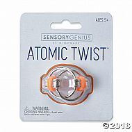 Atomic Twist Asst Blue/Orange