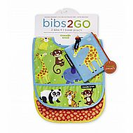 Bibs to Go Little Jungle